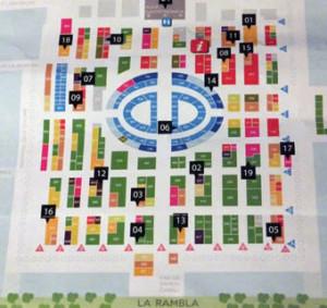 boqueria mapa