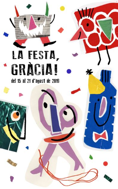 2019-gracia festa major-cartel